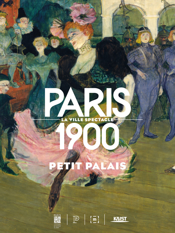 affiche expo Paris 1900